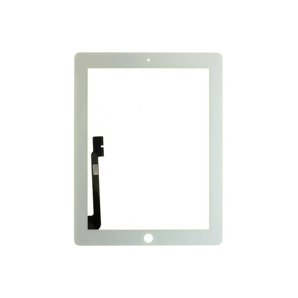 ecrã tactil iPad 4 branco