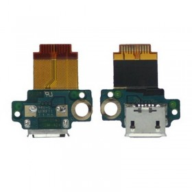 conector de carga con Flex HTC INCREDIBLE S, G11