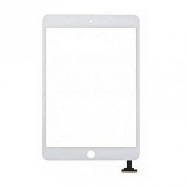 Tactil iPad mini / iPad mini 2 blanco sin conector ic
