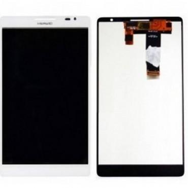 Pantalla completa blanca para Huawei Ascend Mate, MT1-U06 ORIGINAL
