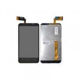 Pantalla Completa HTC Desire VC T328D negra