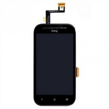 Pantalla Completa HTC One SV C525e negra