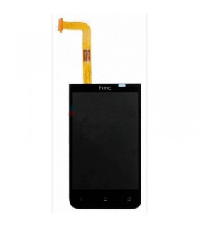 pantalla completa HTC Desire 200 negra