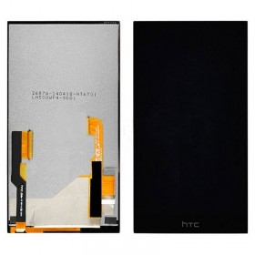 pantalla completa HTC One M8 negra