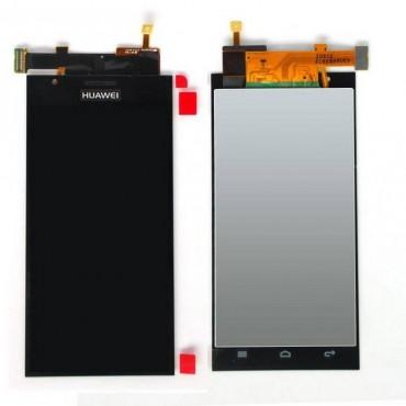 pantalla completa Huawei Ascend P2 negra
