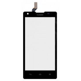 Ecrã Táctil Huawei Ascend G700 Preto