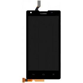 Ecrã completa Huawei Ascend G700-U00 preta