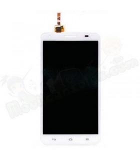 Ecrã Completa Huawei Honor 3X G750 branca