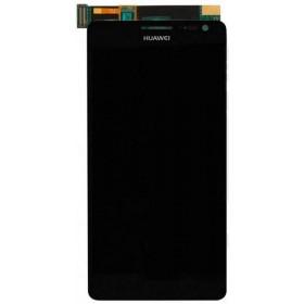 Ecrã Completa Huawei Ascend D2 preto