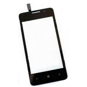 Ecrã Tactil Huawei Ascend W2 preto