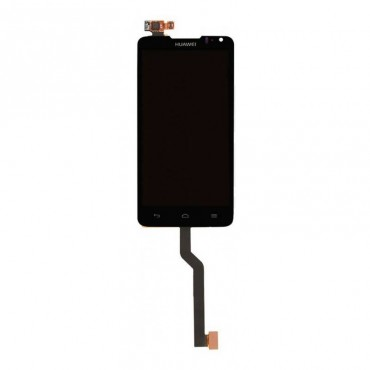 Pantalla completa Huawei Ascend D1 Quad U9500 Negro