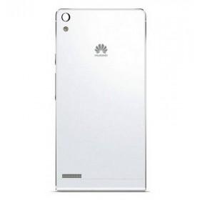 Tapa Trasera Huawei P6 en color Blanco