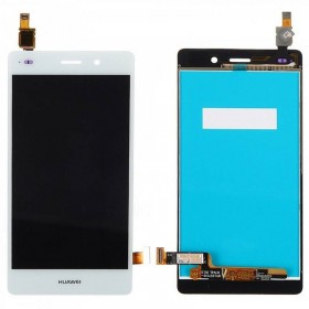 Pantalla Completa Huawei Ascend P8 Lite Blanca