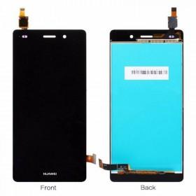 Pantalla completa Huawei Ascend P8 Lite negra