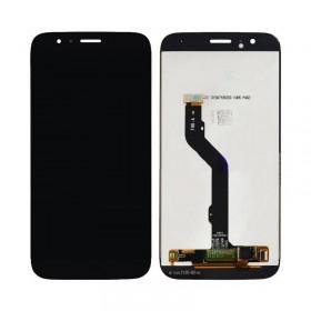 Pantalla completa Huawei G8 color negra