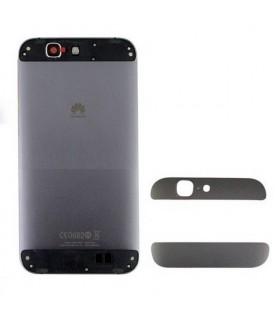 Carcasa Tapa Trasera de Bateria Original para Huawei Ascend G7 negro