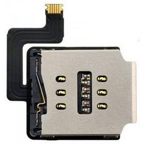 Conector flex lector tarjeta SIM Ipad Air