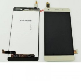 Pantalla completa Huawei Ascend P8 Lite oro