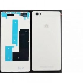 Tapa trasera Huawei Ascend P8 Lite Blanca