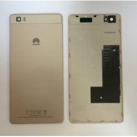Tapa trasera Huawei Ascend P8 Lite Oro