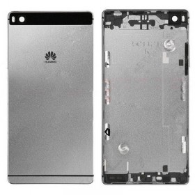 Tapa Bateria Huawei Ascend P8 negro / gris