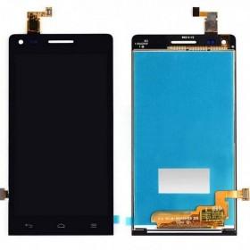 Pantalla completa Huawei Ascend G6 4G LTE Negra