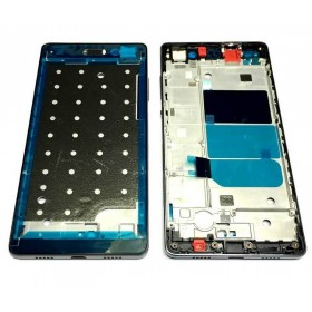 Carcaça Frontal Huawei Ascend P8 Lite Preto