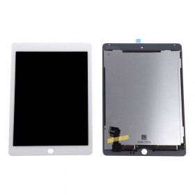 Pantalla completa LCD/display, ventana táctil y digitalizador color blanco para Apple Ipad Air 2
