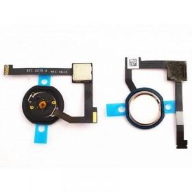 cable flex botón home para ipad Air 2 en color dorado