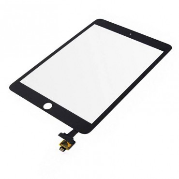 Pantalla tactil, digitalizador para Apple iPad Mini 3 negro