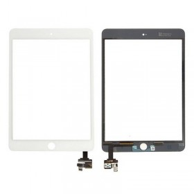 Pantalla tactil, digitalizador para Apple iPad Mini 3 blanca