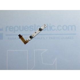 Flex Botón Encendido y Volumen para huawei ascend G700