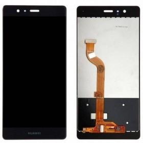 Ecrã completa para Huawei P9 Preta