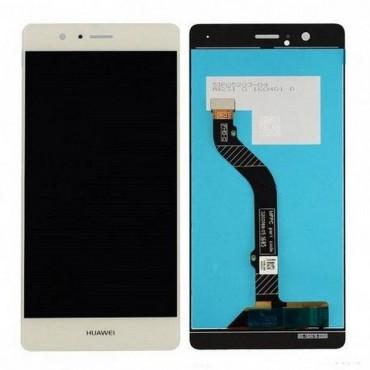 Pantalla completa para Huawei P9 Lite blanca