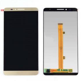 Pantalla completa para Huawei Ascend Mate 7 Dorada