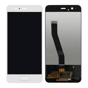 Pantalla completa para Huawei P10 blanca
