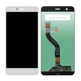 Pantalla completa para Huawei P10 Lite blanca