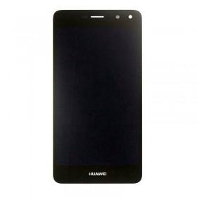 Ecrã Huawei Y6 2017 cor preto