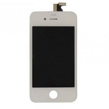 Pantalla iPhone 4 Blanca
