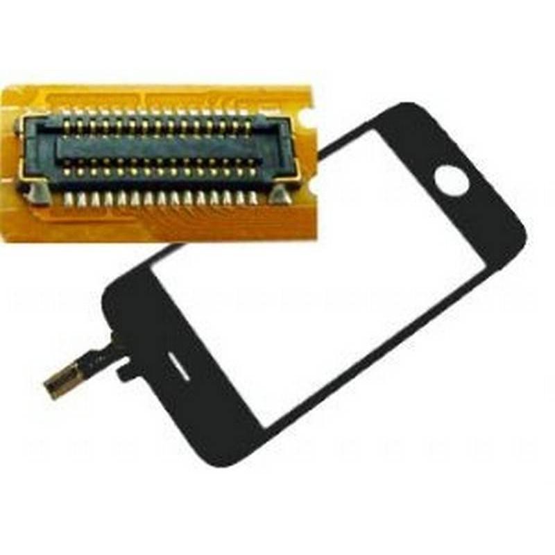 iPhone 3Gs 8GB/16GB/32GB pantalla tactil digitalizadora, ventana display