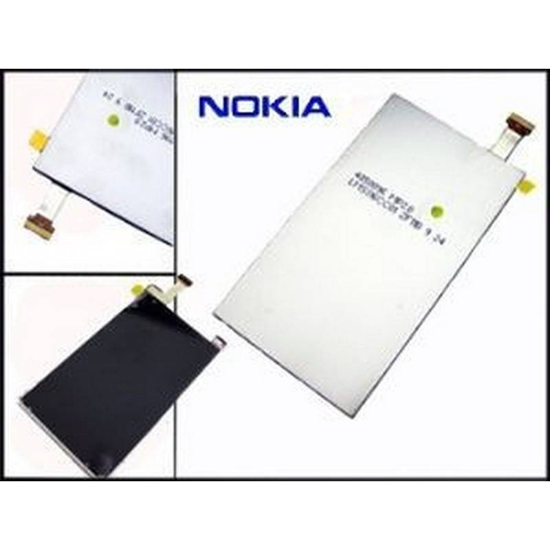 Nokia C6-00, 5800 Xpress Music, N97 Mini, 5228, 5230, 5233, 5235 display, X6 Pantalla, LCD Original