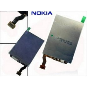 Nokia N85, N86 display, pantalla LCD