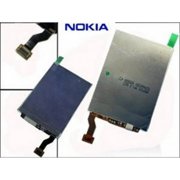 Nokia N85, N86 display, pantalla LCD