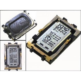 Nokia 5800, 5220, 5310, 7310s Supernova, N85, N79, N78, E66, X6 Buzzer, altavoz polifonico ORIGINAL