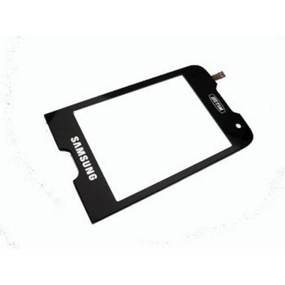 Samsung PRESTON, MY TOUCH S5600 pantalla digitalizador ventana, ventana tactil ORIGINAL NEGRO