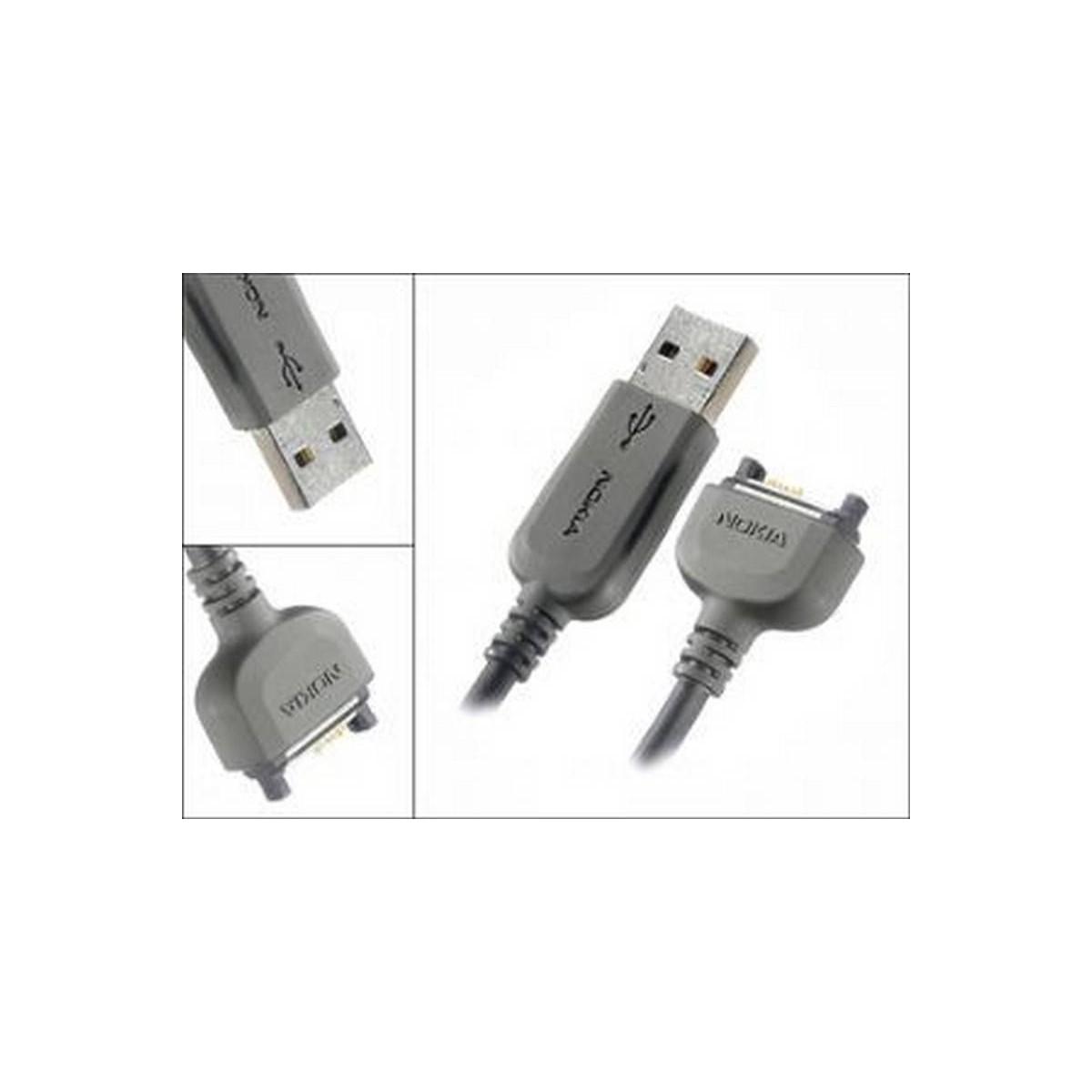 Nokia CA-53 3230/3300/6170/6230/6230i/6260... Cable de datos USB