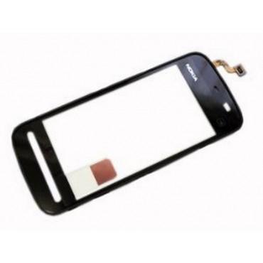 tactil para Nokia 5230 color PRETO