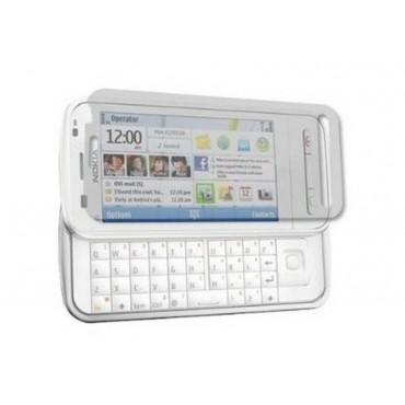 Protector Nokia C6 Lámina Protectora de Ecrã LCD Display a medida