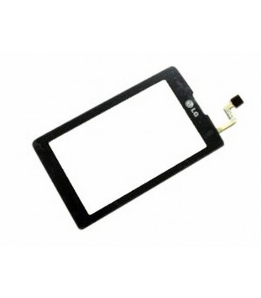 tactil negro para lg kp500