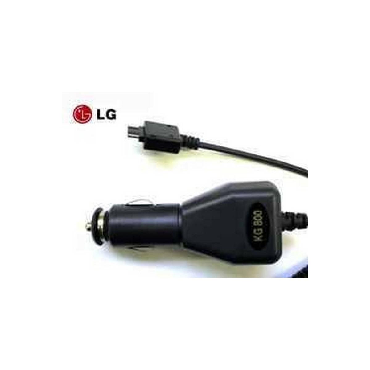 LG KG800, KU990 Cargador vehiculo coche